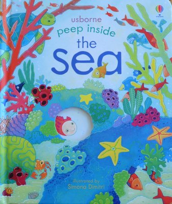 Peep Inside the Sea - Usborne Flap Book