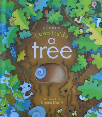 Peep Inside a Tree - Usborne Flap Book