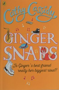 GingerSnaps - Cathy Cassidy
