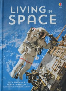 Living in Space - Lucy Bowman & Abigail Wheatley