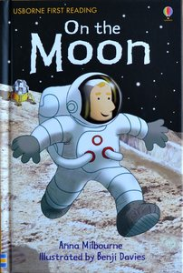 Level 1: On the Moon - Usborne First Reading