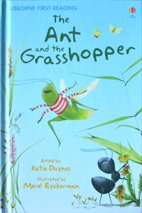 Level 1: The Ant and the Grasshopper - Usborne First Reading