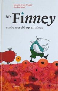 Mr Finney en de wereld op zijn kop - Laurentien van Oranje