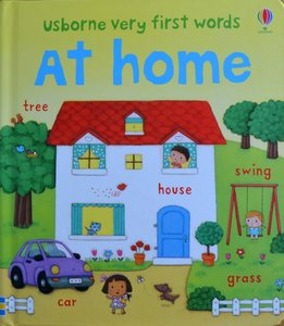 At Home - Usborne Very First Words