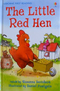 Level 3: The Little Red Hen - Usborne First Reading