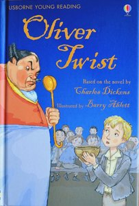 Series 3: Oliver Twist - Usborne Young Reading