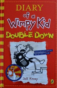 Diary of a Wimpy Kid: Double Down - Jeff Kinney