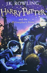 Harry Potter and the Philosopher's Stone (book 1) - J.K. Rowling