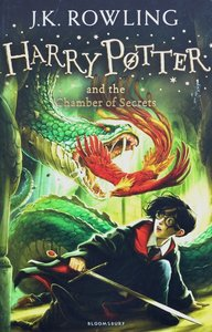 Harry Potter and the Chamber of Secrets (book 2) - J.K. Rowling