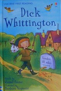 Level 4: Dick Whittington - Usborne First Reading