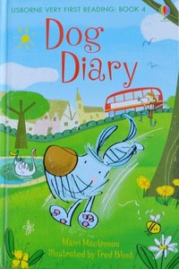 Book 4: Dog Diary - Usborne Very First Reading