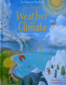 See Inside Weather and Climate - Usborne Flap Book