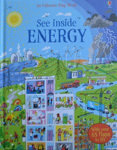 See Inside Energy - Usborne Flap Book