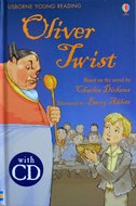 Series 3: Oliver Twist (Book CD) - Usborne Young Reading