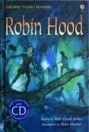 Series 2: Robin Hood (Book CD) - Usborne Young Reading