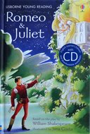 Series 2: Romeo & Juliet (Book CD) - Usborne Young Reading