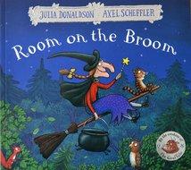 Room on the Broom - Julia Donaldson & Axel Scheffler