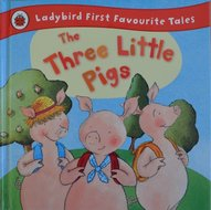 The Three Little Pigs - Nicola Baxter